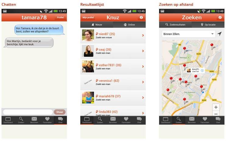 Knuz app