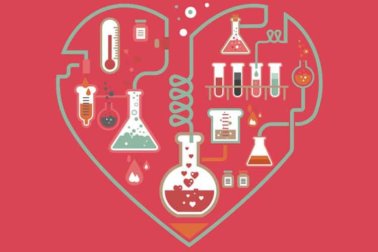 Illustratie over onderzoek naar ideale date