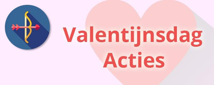 Valentijnsdag aanbiedingen