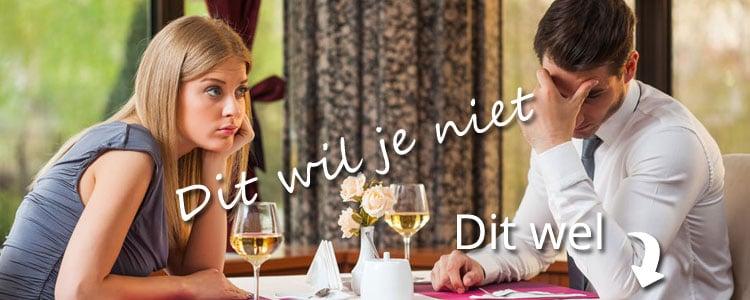 Wat doen op eerste date